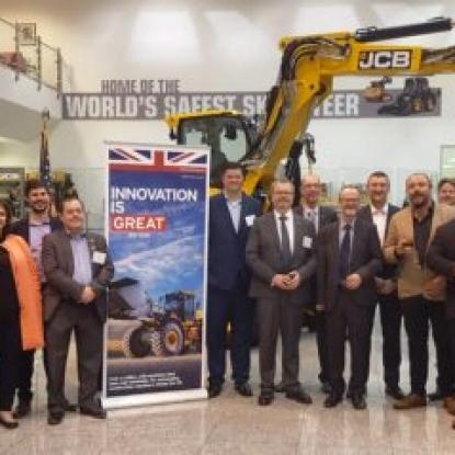 World Trade Center Savannah hosts United Kingdom Ports Delegation