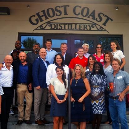 WTC Savannah Hosts Wex-Sav TradeBridge Delegation