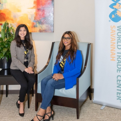 Savannah State University students announced as global winners of World Trade Centers Association Foundation competition
