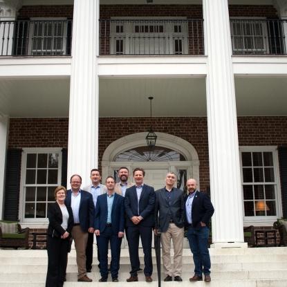 Irish business delegation visits Savannah
