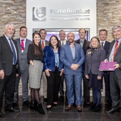 WTCSav Leads TradeBridge Business Delegation to Ireland