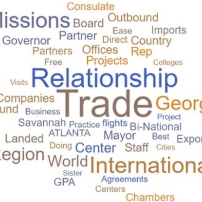 World Trade Center Savannah Names Target Countries