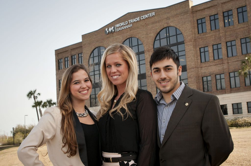 Intern Program - World Trade Center Savannah